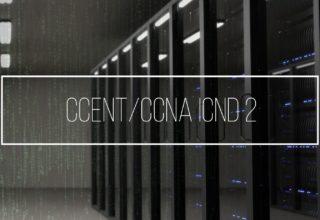 CCENT/CCNA ICND2
