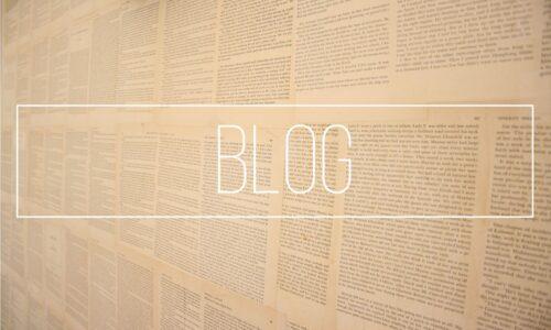 Δημιουργία & διαχείριση Blog