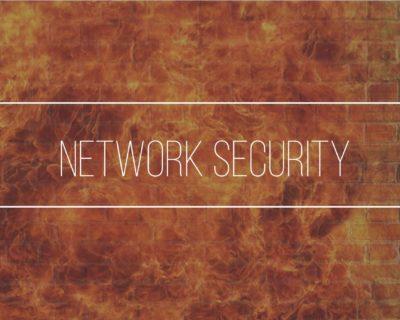Network Security – Θεωρία