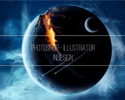 ΠΑΚΕΤΟ Photoshop – Illustrator – InDesign