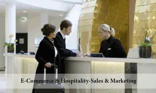 E-Commerce Και Hospitality-Sales Και Marketing